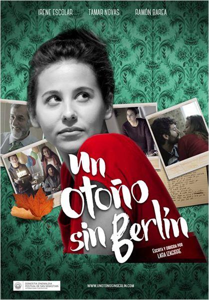 Un otoño sin Berlín - Cartel