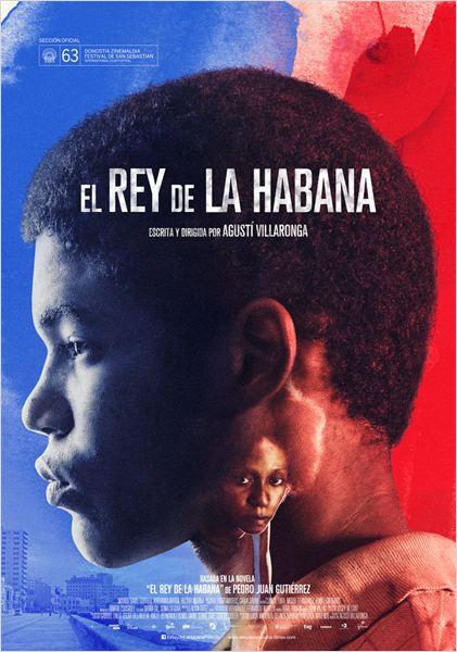 El rey de la Habana - Cartel