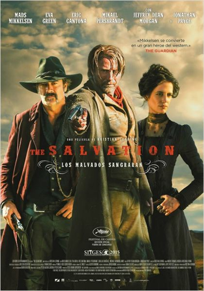 The Salvation - Cartel