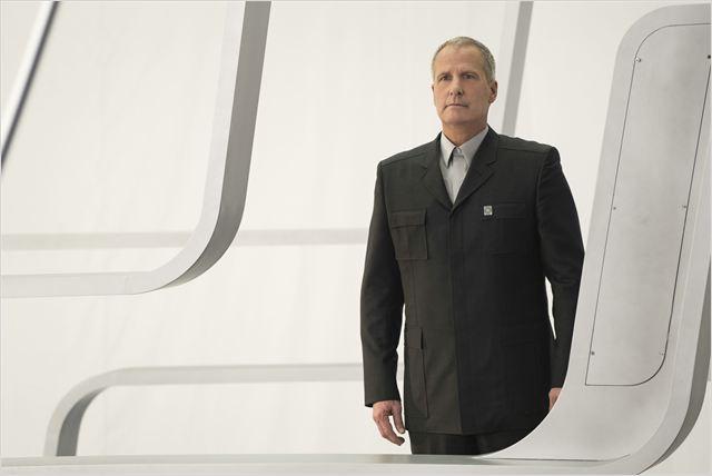 La serie Divergente: Leal : Foto Jeff Daniels
