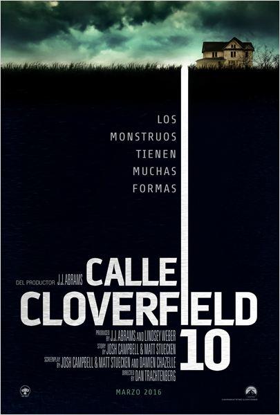 Calle Cloverfield 10 - Cartel