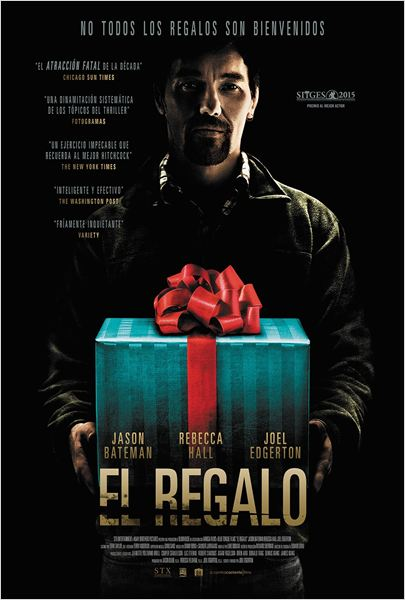 El regalo - Cartel
