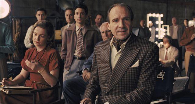 ¡Ave, César! : Foto Ralph Fiennes