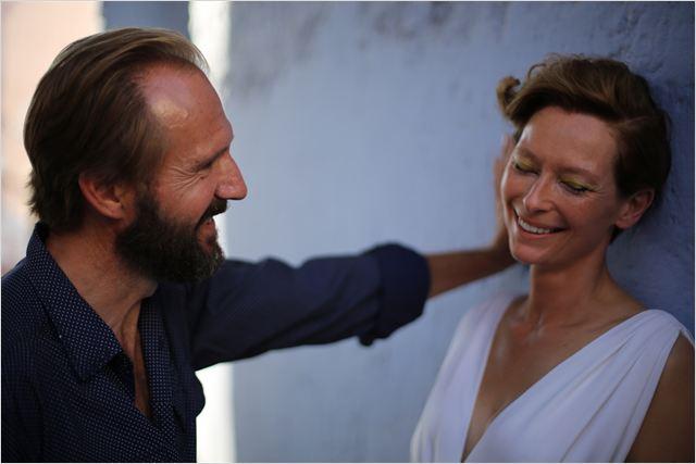 Cegados por el sol : Foto Ralph Fiennes, Tilda Swinton