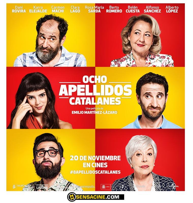 Concurso de cine vente a la premiere de 39 ocho apellidos - 8 apellidos vascos actores ...
