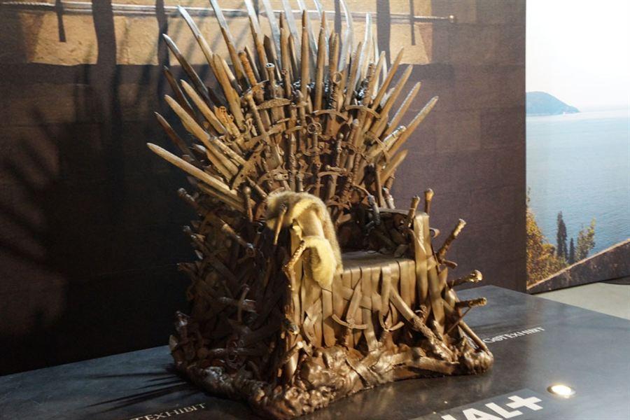 El trono de hierro 39 juego de tronos 39 as es la - Trono de hierro ...
