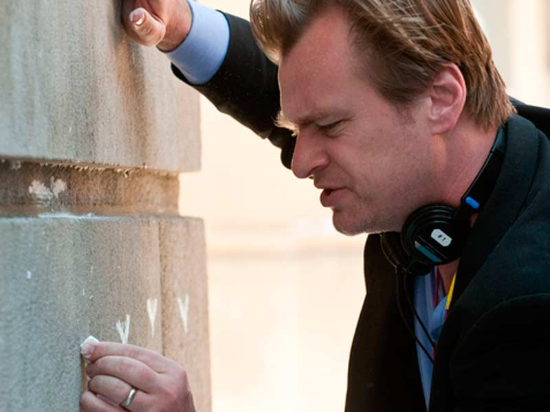 Quizas Album Christopher Nolan piensa que