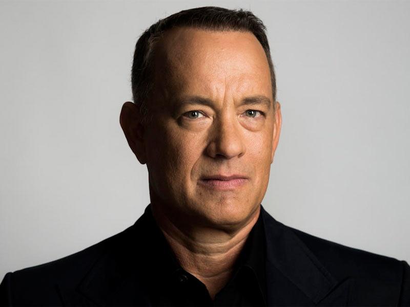 Quizas Album Tom Hanks es un pariente
