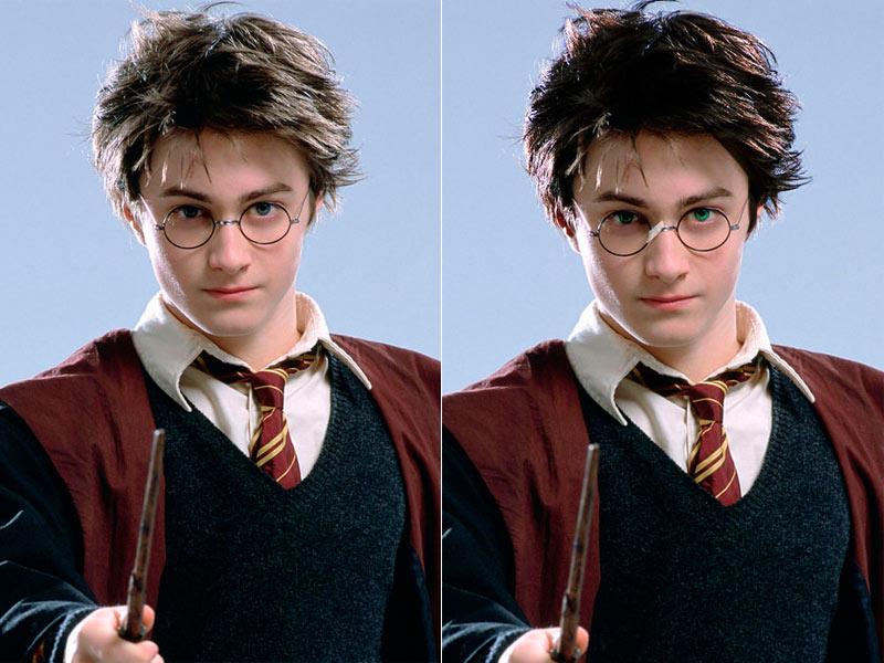 'Harry Potter': Así serían los personajes según los libros