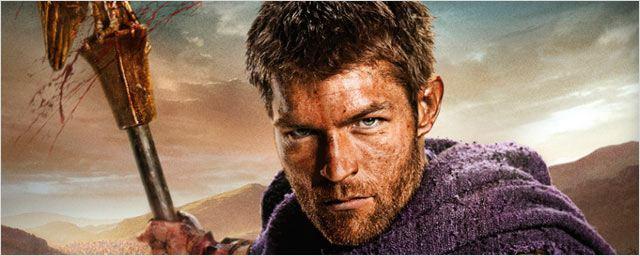Las escenas más sexuales y salvajes de 'Spartacus' y 'Dioses de la Arena'