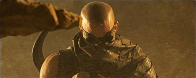 'Riddick': nueva imagen con Vin Diesel protegiéndose de las inclemencias