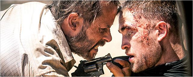 'The Rover': primera foto con Robert Pattinson y Guy Pearce