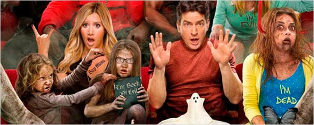 'Scary Movie 5': ¡censuran un póster!