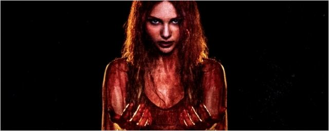 &#39;Carrie&#39;: otro cartel con Chloe Moretz empapada en sangre