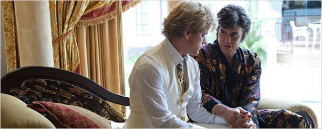 &#39;Behind the Candelabra&#39;: nueva foto con un rom&#225;ntico Michael Douglas 