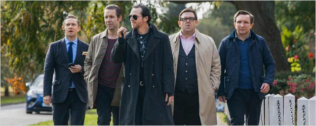 &#39;The World&#39;s End&#39;: &#161;Primer tr&#225;iler internacional!
