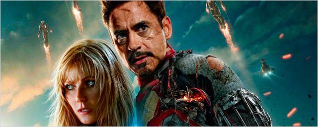 'Iron Man 3' vuelve a dominar la taquilla española