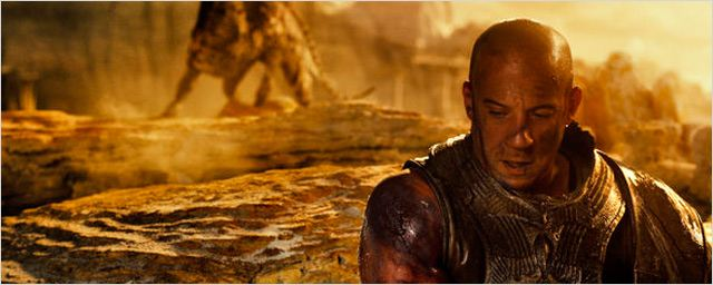 'Riddick' lidera por la mínima la taquilla española
