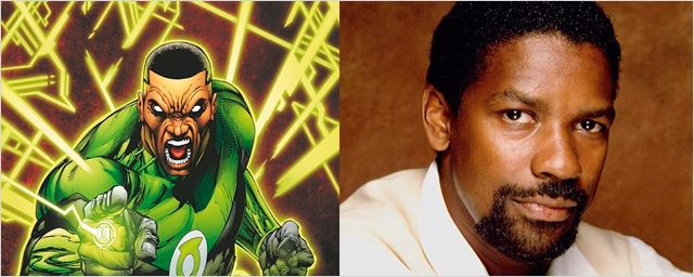 'Batman Vs. Superman': ¿Será Denzel Washington el Linterna Verde John Stewart?