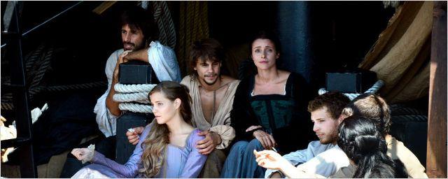 'El Corazón del Océano': conoce a los personajes de la nueva serie de Antena 3