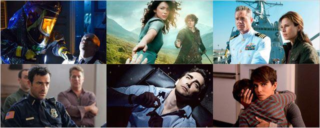 Las nuevas series que veremos este verano