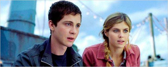Alexandra Daddario quiere rodar otra película de 'Percy Jackson'