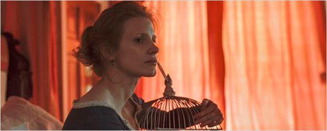 Tráiler de 'Miss Julie', con Colin Farrell y Jessica Chastain