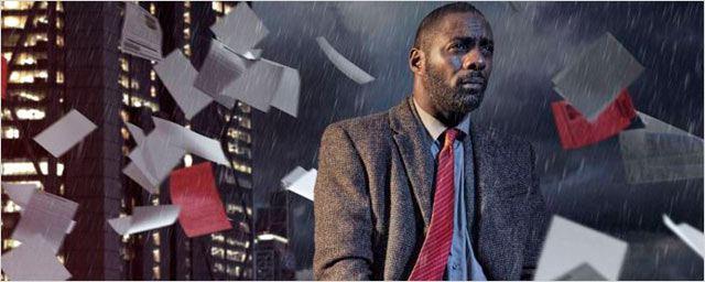 Idris Elba y Neil Cross planean el regreso de 'Luther'
