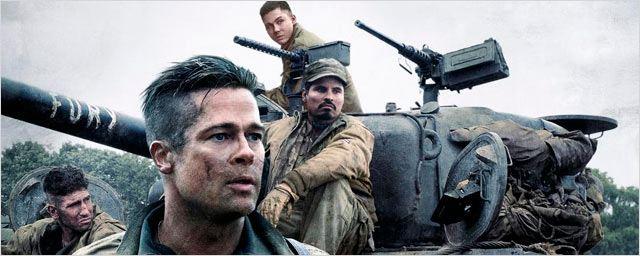 'Corazones de acero': nuevo póster con Brad Pitt
