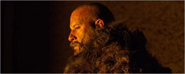 'The Last Witch Hunter': Vin Diesel publica nuevas imágenes del rodaje