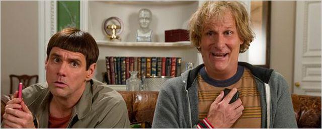 'Dos tontos todavía más tontos': Jim Carrey y Jeff Daniels protagonizan los nuevos clips