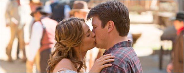 'Castle': todos los detalles sobre la boda de Rick y Beckett... ¡Y fotos de su luna de miel!