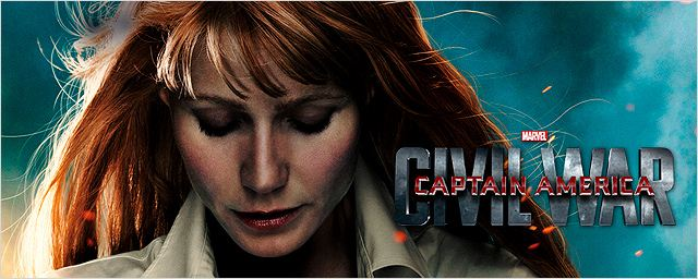 'Capitán América: Civil War': Gwyneth Paltrow insinúa su regreso como Pepper Potts