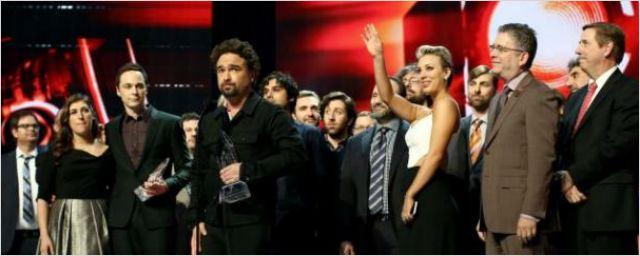'The Big Bang Theory' triunfa en los People Choice Awards