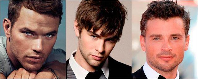 20 actores que podrían interpretar a Superman en 'Supergirl'