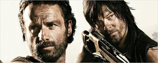 'The Walking Dead': El final de la quinta temporada durará 90 minutos