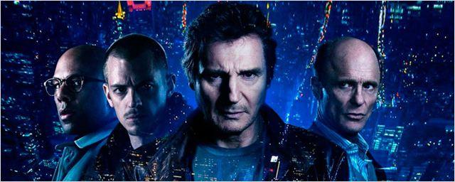 La nueva película de acción de Liam Neeson, 'Narco Sub', ya tiene director
