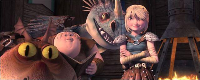 Netflix estrena una nueva serie de 'Cómo entrenar a tu dragón'