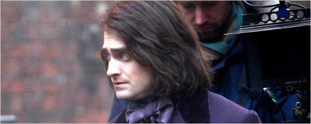 'Victor Frankestein': Nuevas imágenes de Daniel Radcliffe y James McAvoy