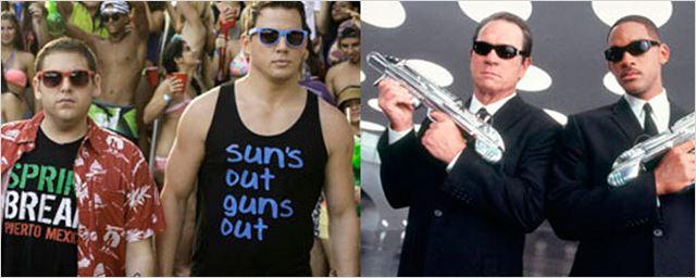 Sony da luz verde al 'crossover' de 'Infiltrados en clase' y 'Men In Black'