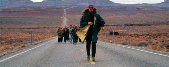 Un fan de 'Forrest Gump' recrea el mítico maratón del filme para una causa benéfica