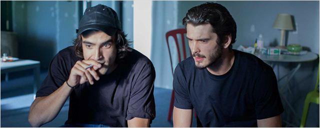 """Yon González y Aitor Luna ('Matar el tiempo'): """"A nuestros padres les ha encantado que trabajáramos juntos"""""""