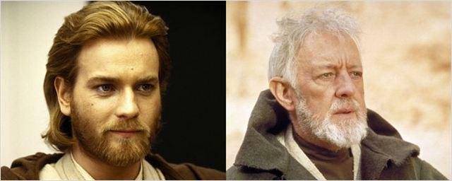 Actores y actrices que interpretaron al mismo personaje a diferentes edades