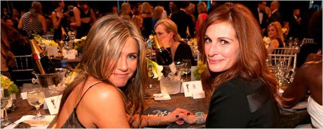 Julia Roberts y Jennifer Aniston protagonizarán el 'spin-off' de 'Noche de fin de año'