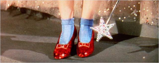 Ofrecen un millón de dólares de recompensa para encontrar los míticos zapatos de 'El mago de Oz'