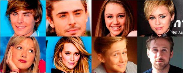 Las estrellas de Disney Channel, antes y ahora
