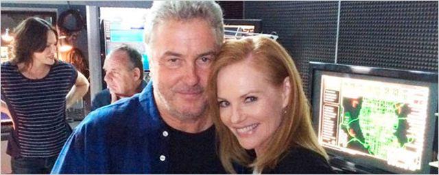 Grissom y Willows, juntos de nuevo en el desenlace definitivo de 'CSI: Las Vegas'