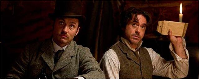 El guion de 'Sherlock Holmes 3' ya está en marcha, con Robert Downey Jr. y Jude Law
