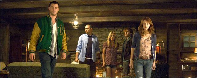 'La cabaña en el bosque': El estudio de la película quiere que se haga la secuela