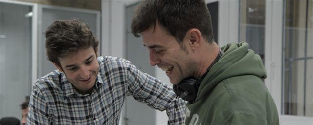 'Los miércoles no existen': Imágenes en exclusiva de la nueva comedia de Eduardo Noriega e Inma Cuesta